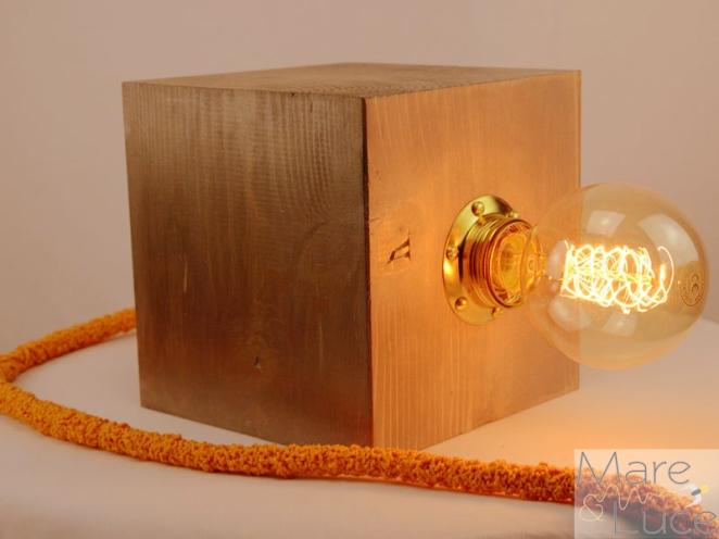 Mare Luce - kub orange