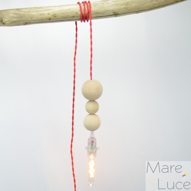 Mare & Luce - balad and go ball red