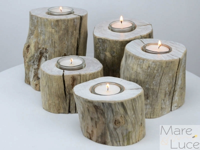 Mare Luce - candle block 0