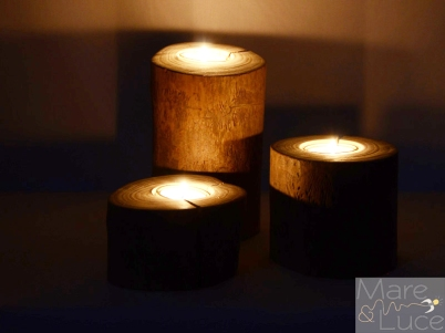 Mare Luce - candle block two 2