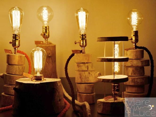 Mare Luce - lampe a poser